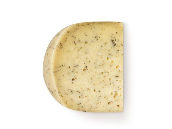 Kmečki poltrdi sir Zeliščar